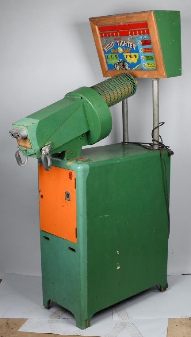 1953 5c NIGHT FIGHTER ARCADE MACHINE - 5