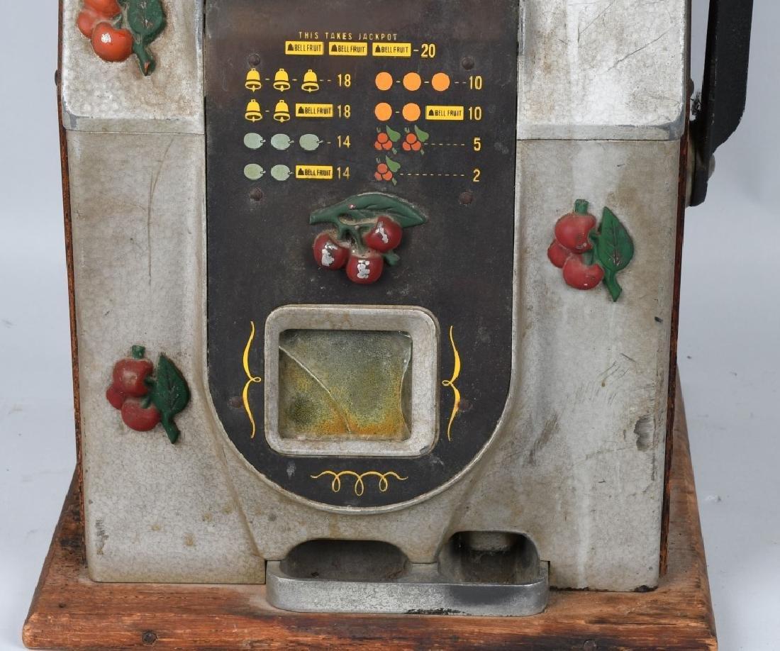 10c MILL CHERRY SLOT MACHINE - 3