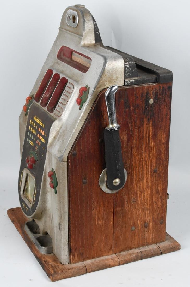 10c MILL CHERRY SLOT MACHINE - 4