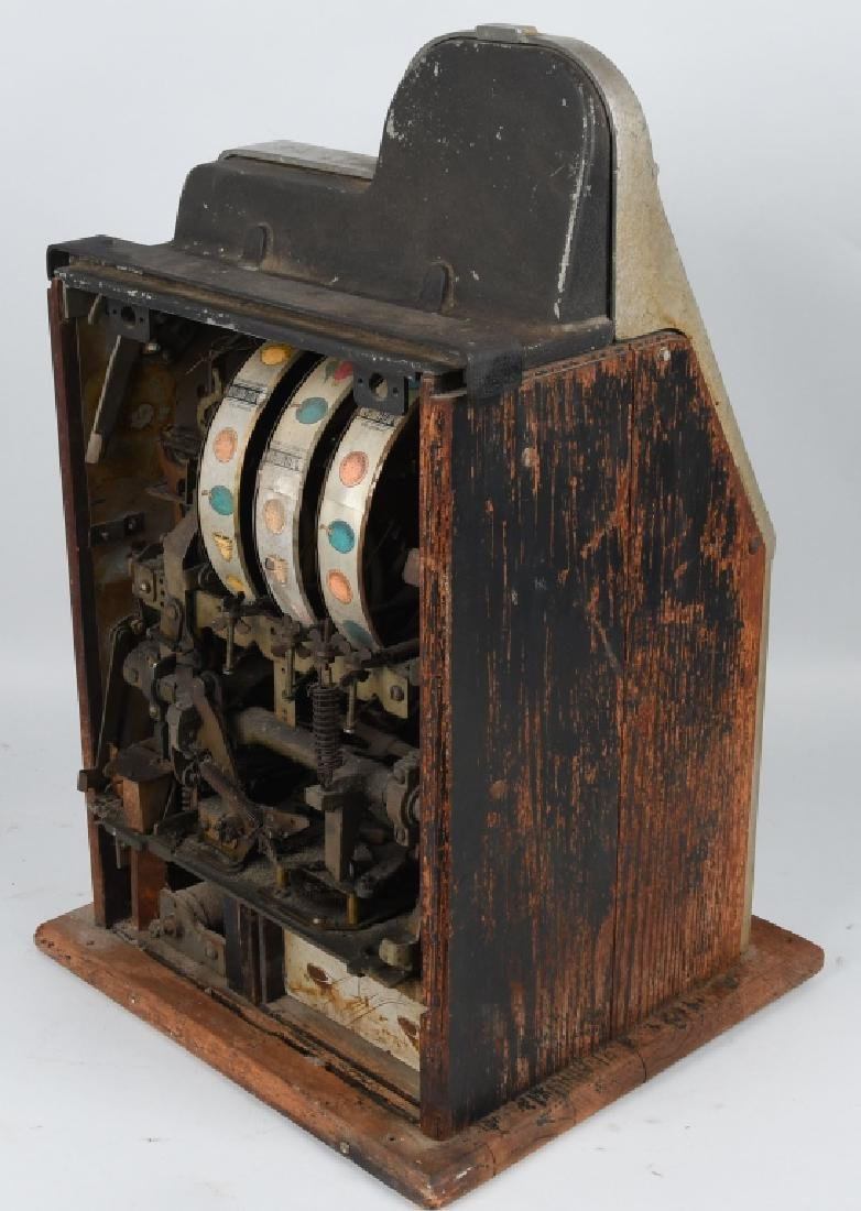 10c MILL CHERRY SLOT MACHINE - 5
