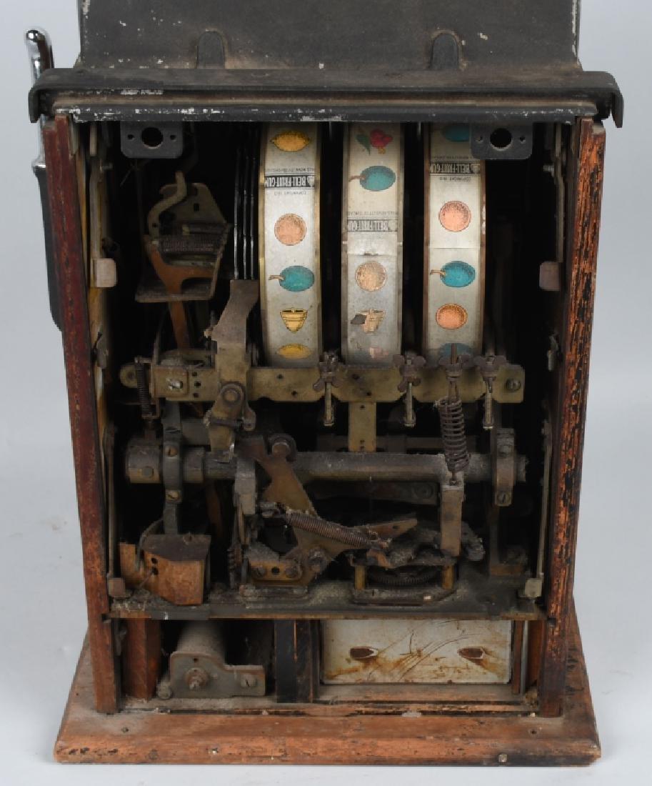 10c MILL CHERRY SLOT MACHINE - 6