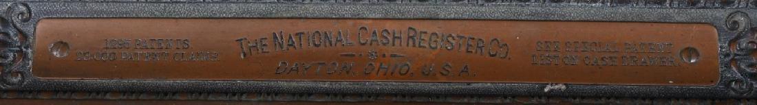 NATIONAL BRASS CASH REGISTER - 2