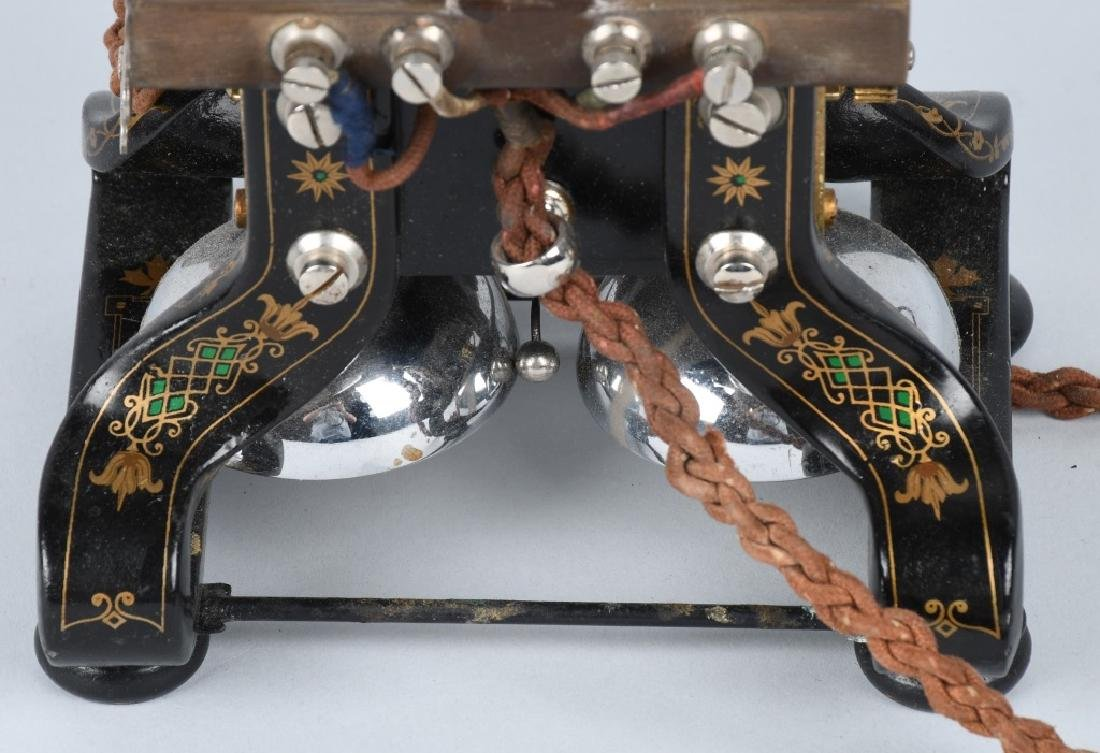 1892 L.M. ERICSSON SKELETON TELEPHONE - 5