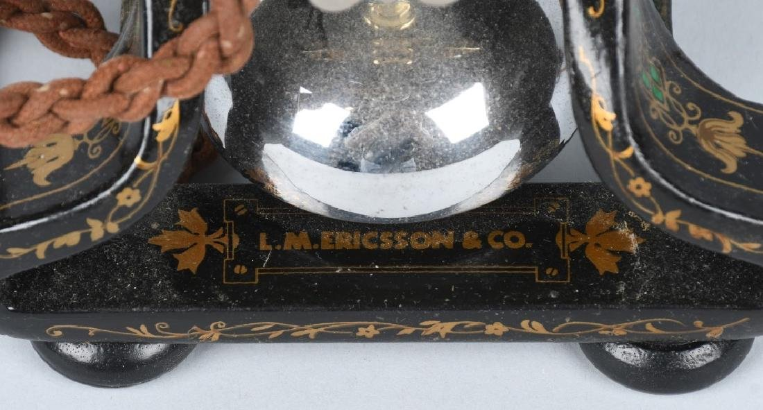 1892 L.M. ERICSSON SKELETON TELEPHONE - 7
