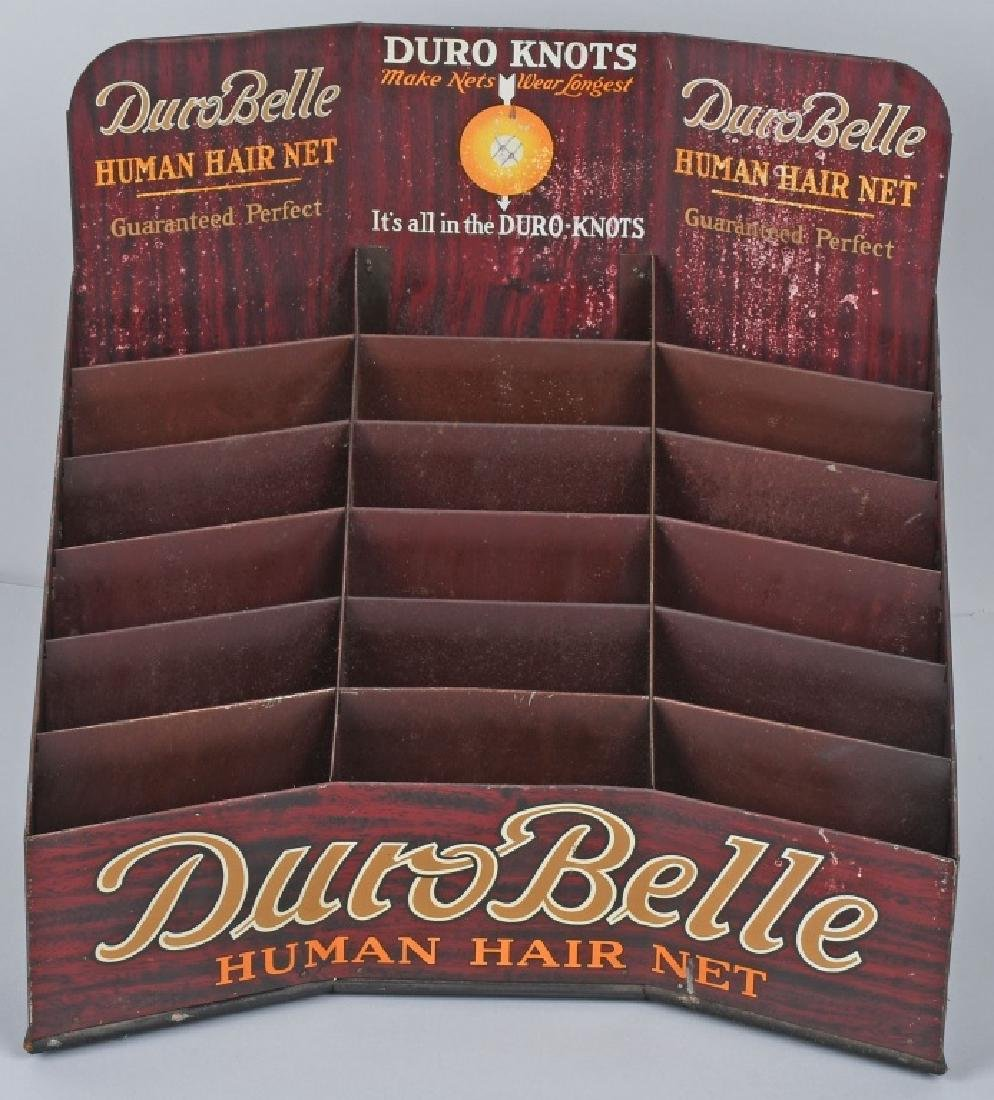 DURO BELLE HUMAN HAIR NET COUNTER DISPLAY