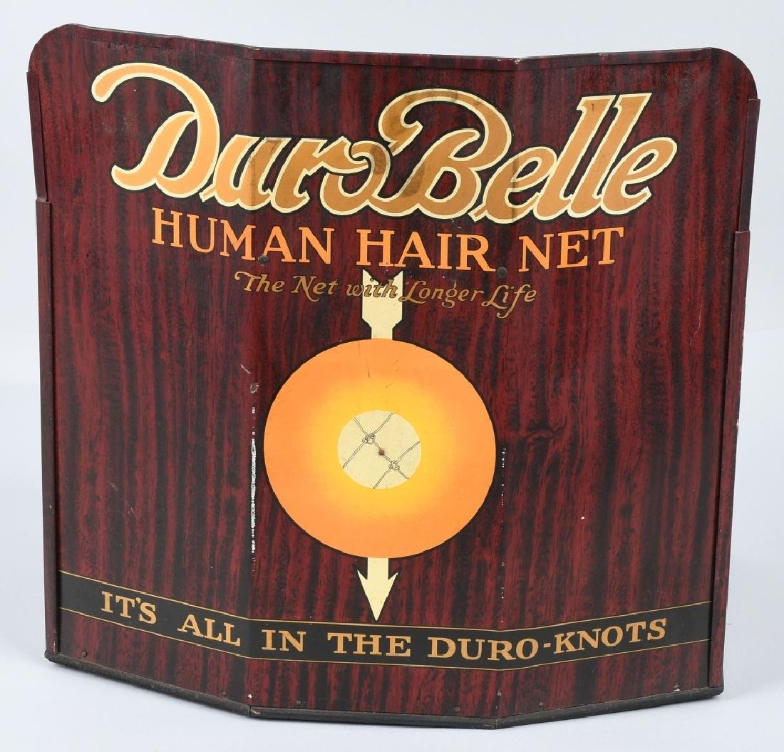 DURO BELLE HUMAN HAIR NET COUNTER DISPLAY - 6