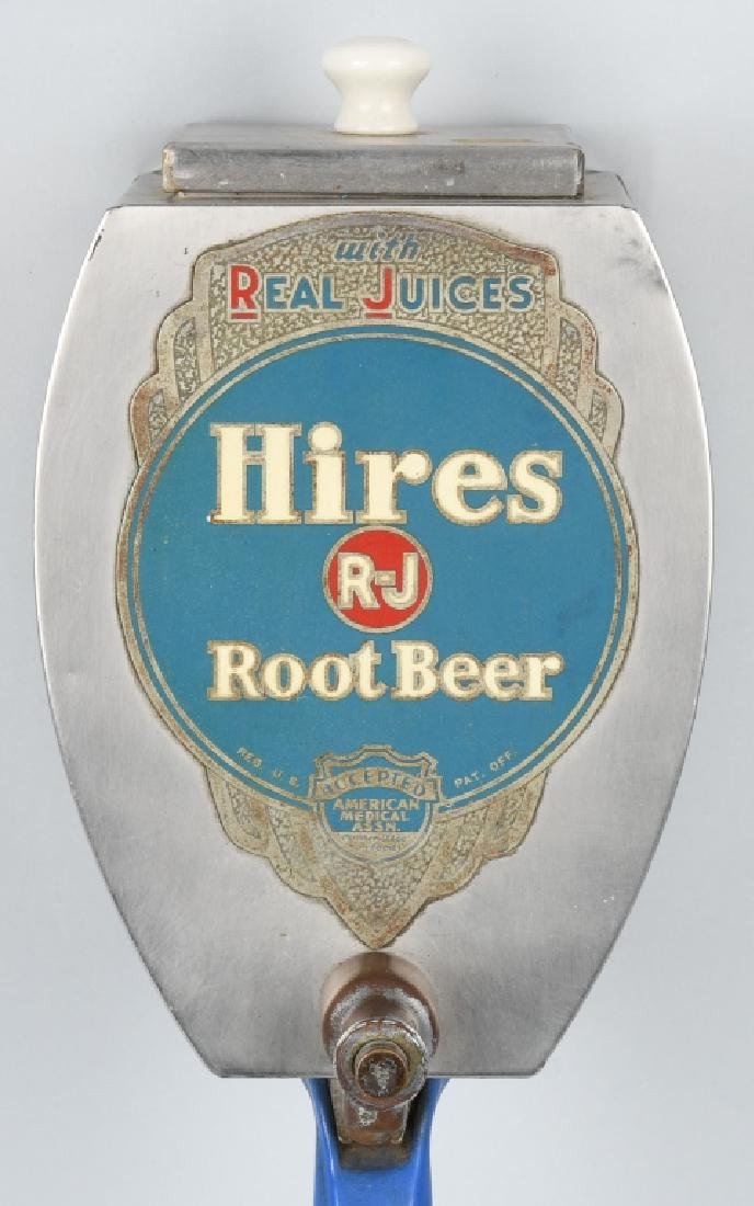 HIRES ROOT BEER SYRUP DISPENSER - 2
