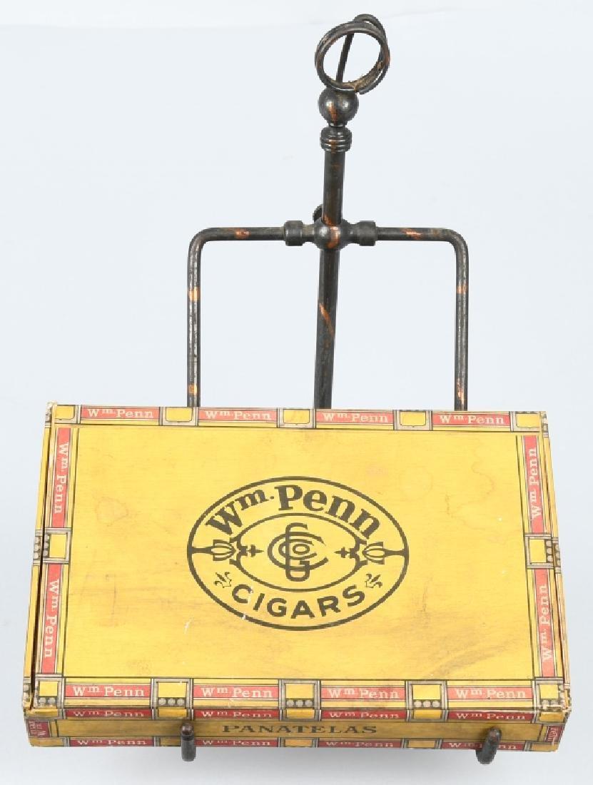 COUNTERTOP CIGAR BOX HOLDER
