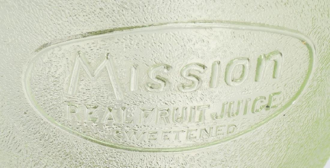 MISSION FRUIT JUICE SYRUP DISPENSER - 5