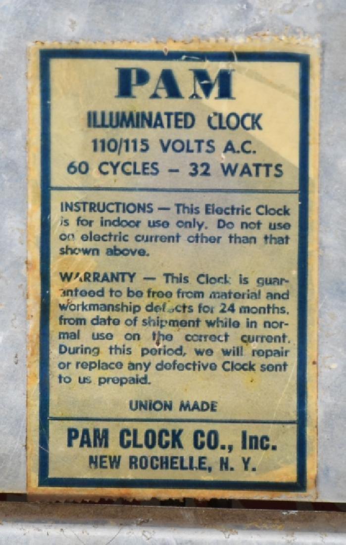 WHISTLE ORANGE SODA PAM BUBBLE CLOCK - 5