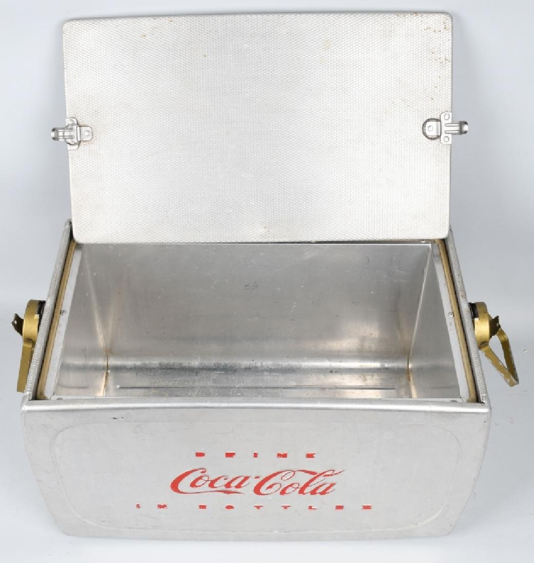 "COCA COLA ""DRINK IN BOTTLES"" COOLER - 3"