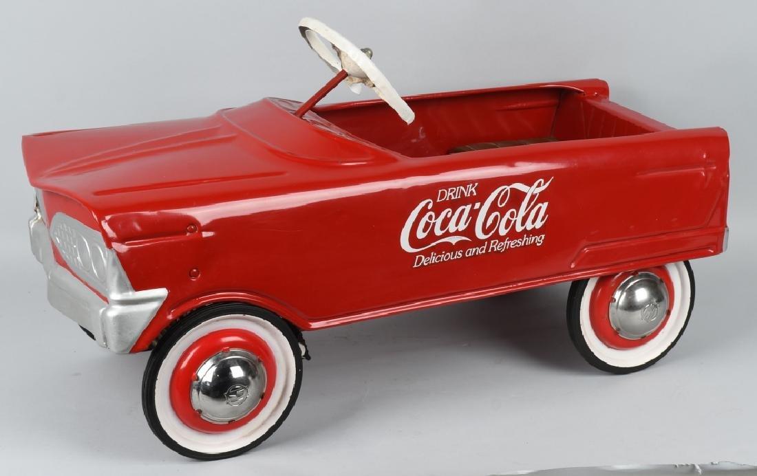 MURRY COCA COLA PEDAL CAR