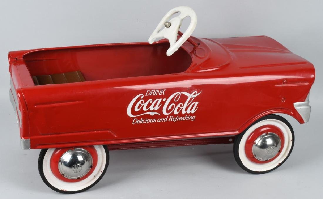 MURRY COCA COLA PEDAL CAR - 2