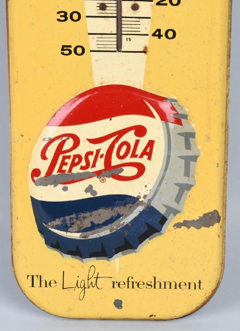 HAVE A PEPSI TIN THERMOMETER - 3