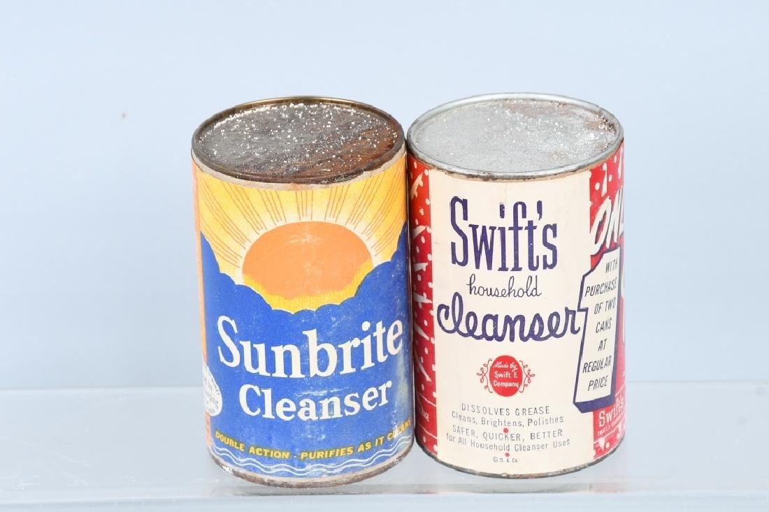 8- CANS OF VINATGE CLEANSER - 4