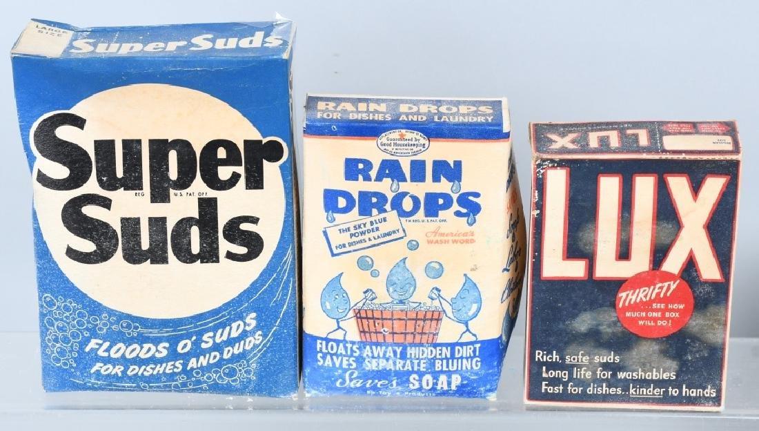 12- BOXES OF VVINTAGE SOAP - 3