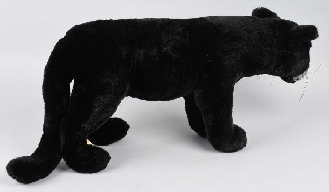 """25"""" STEIFF """"TAKY"""" STANDING PANTHER - 3"""