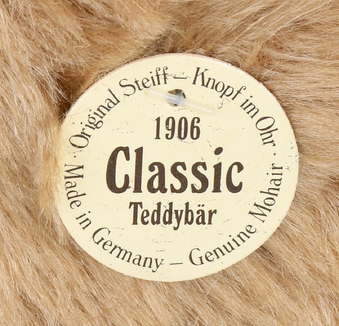 """20"""" STEIFF 1906 CLASSIC TEDDYBAR w/ HUMP & GROWLER - 3"""