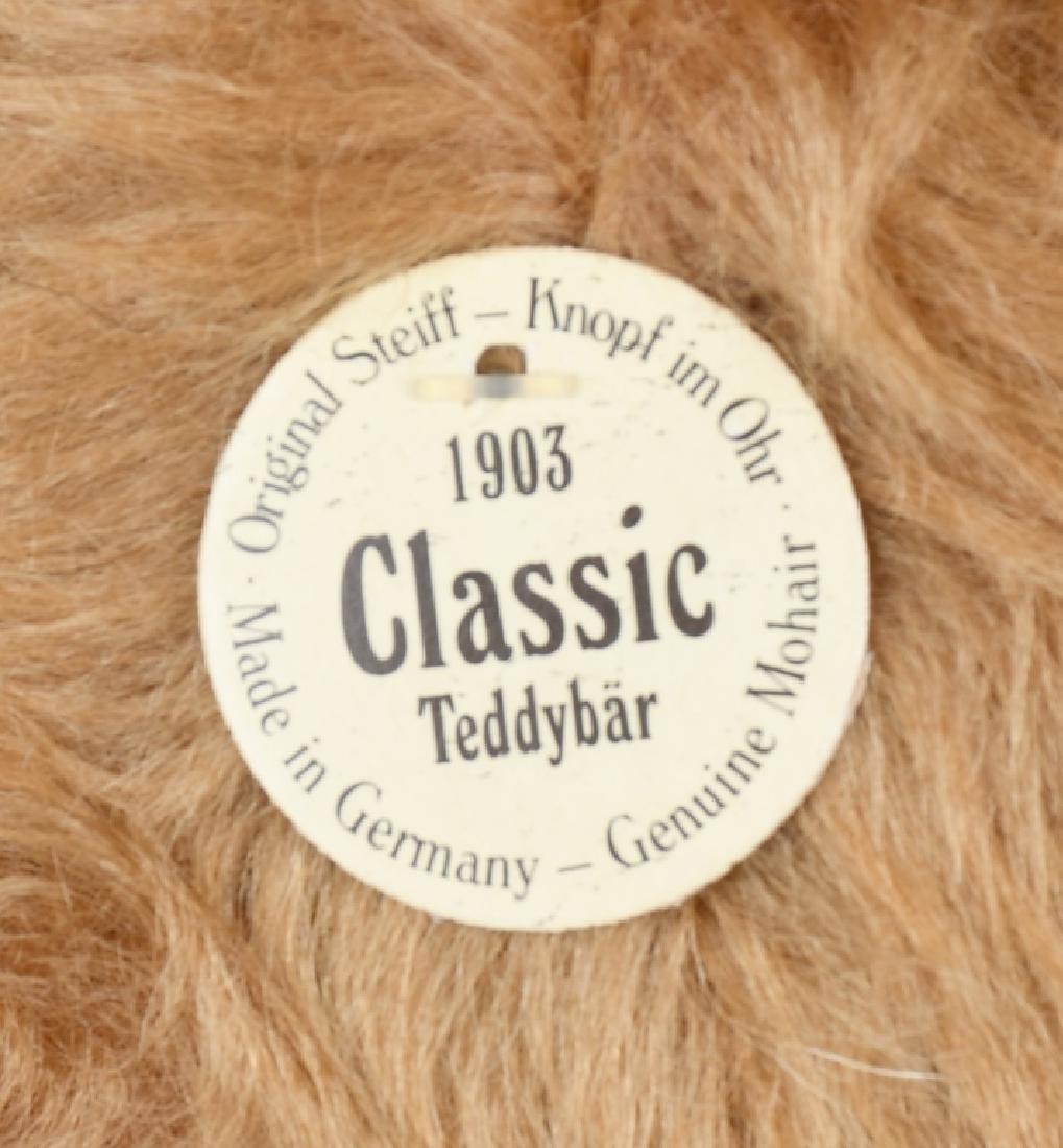 """20"""" STEIFF 1903 CLASSIC TEDDYBAR w/ HUMP - 3"""