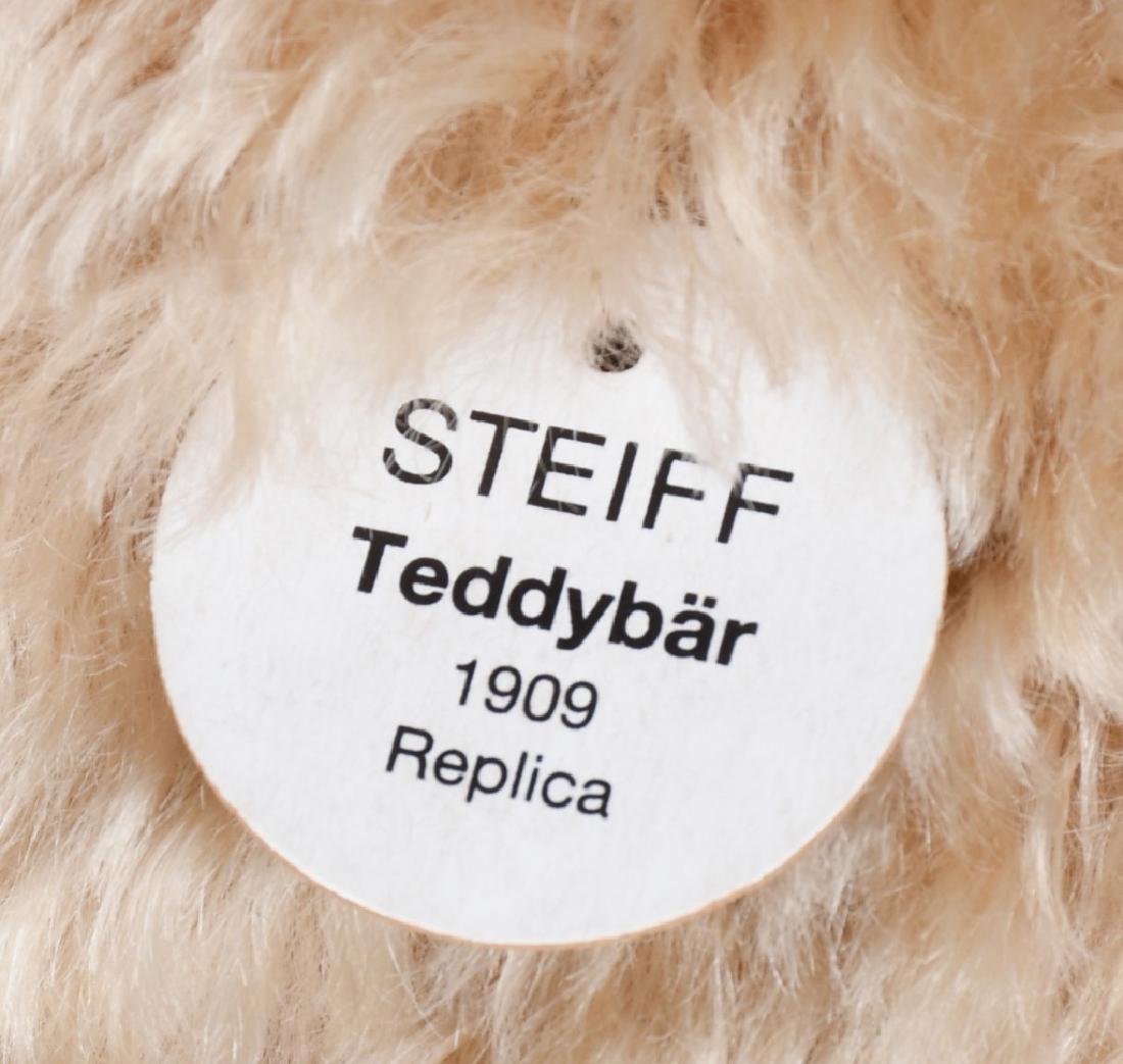 """26"""" STEIFF 1909 CLASSIC TEDDYBAR w/ HUMP & GROWLER - 3"""