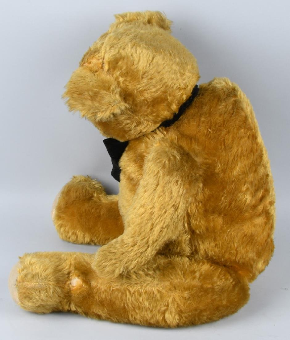 "36"" GOLDEN FULLY JOINTED TEDDY BEAR - 5"
