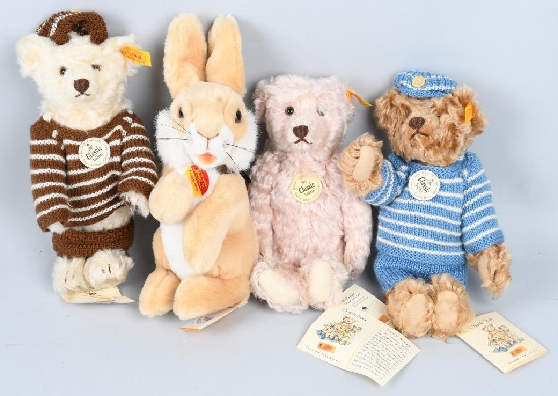 5- STEIFF BEARS & MORE - 4