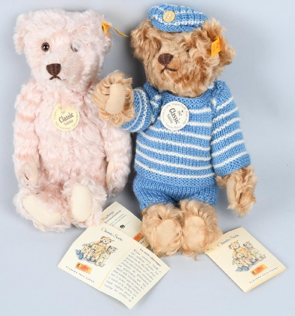 5- STEIFF BEARS & MORE - 5