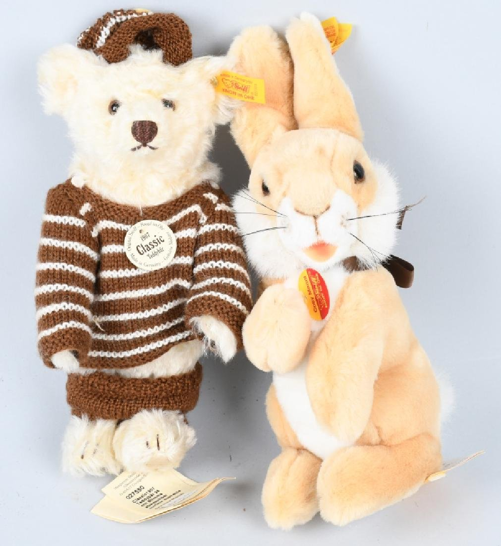 5- STEIFF BEARS & MORE - 6