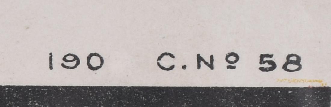 1908 BUFFALO BILL & PAWNEE BILL SHOW POSTER - 5