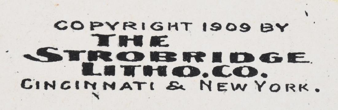 1909 PAWNEE BILL & BUFFALO BILL SHOW POSTER - 6
