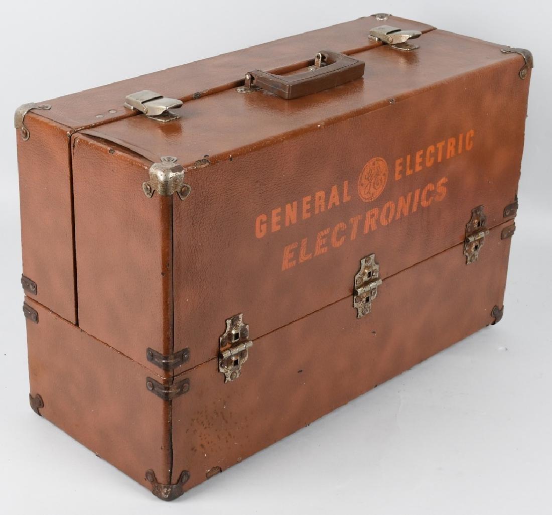 GENERAL ELECTRIC REPAIRMAN CADDY w/ TUBES - 3