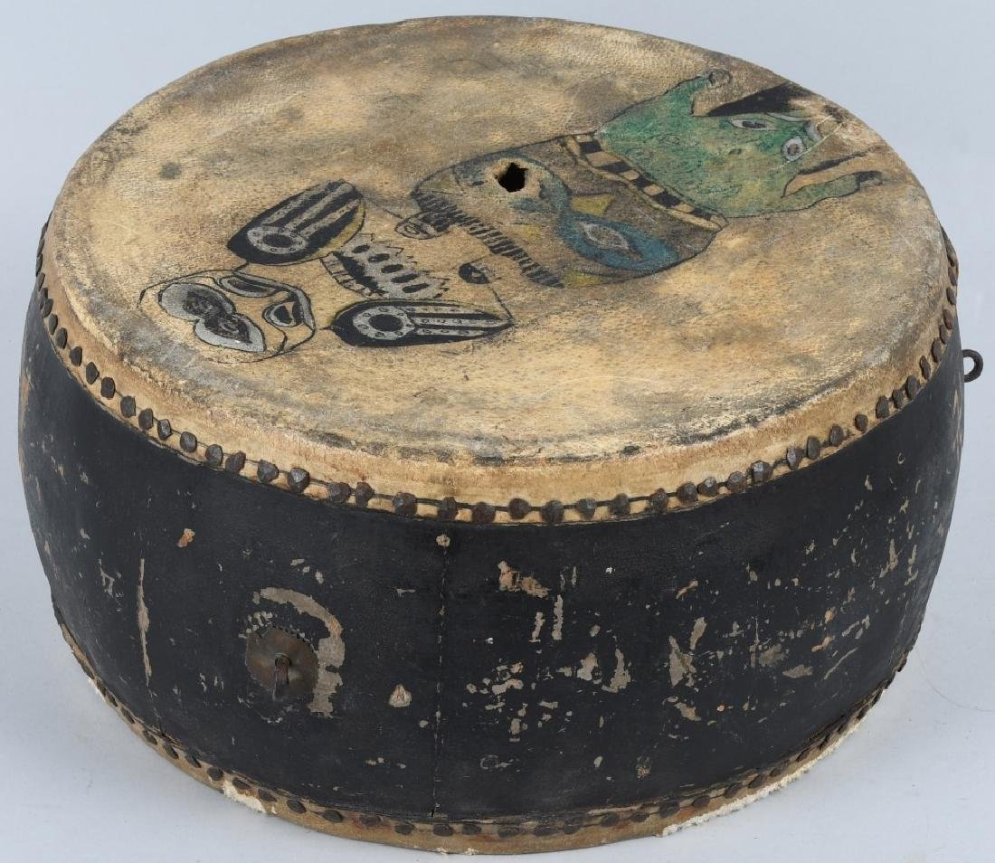 NORTH WEST AMERICA INUIT DRUM and MORE - 4