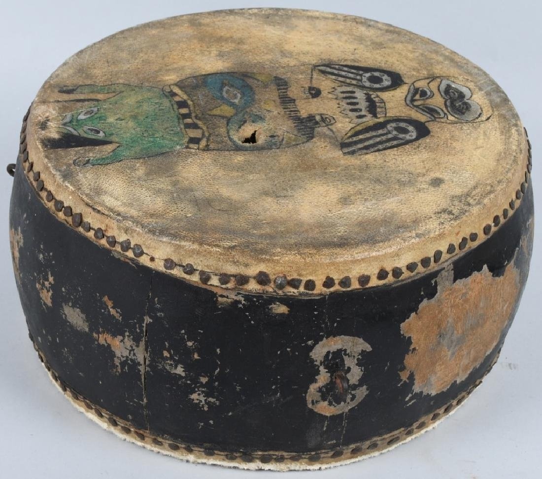 NORTH WEST AMERICA INUIT DRUM and MORE - 5