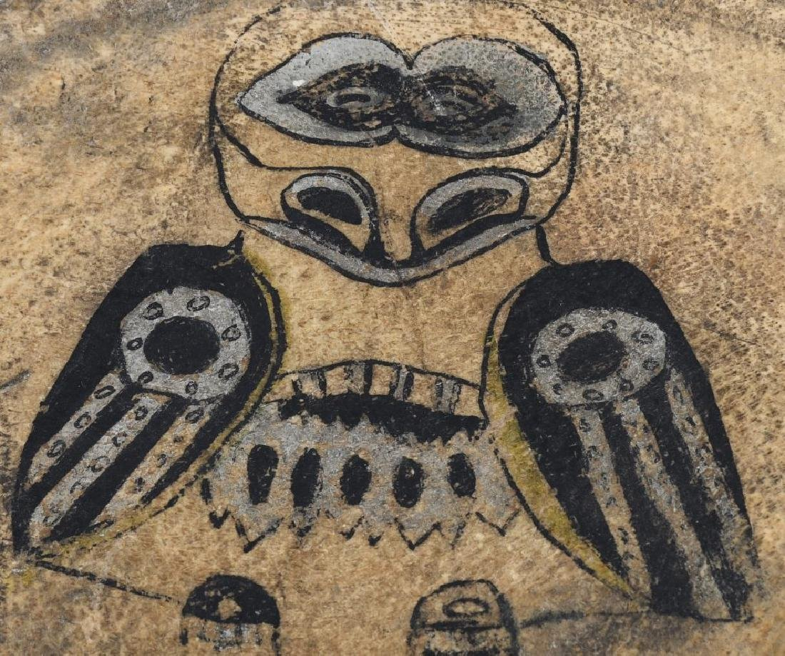 NORTH WEST AMERICA INUIT DRUM and MORE - 6