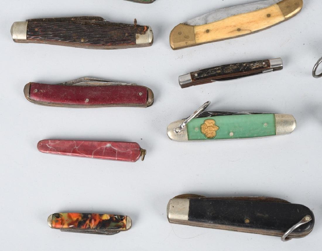 40-POCKET KNIVES - 6