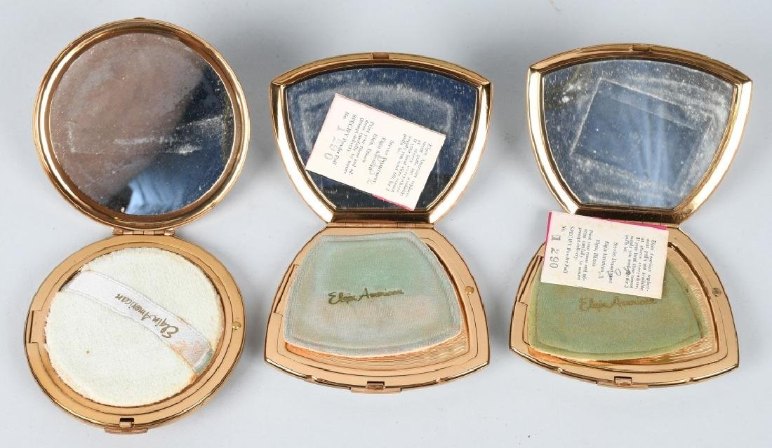 12-VINTAGE LADIES COMPACTS & CIGARETTS - 5