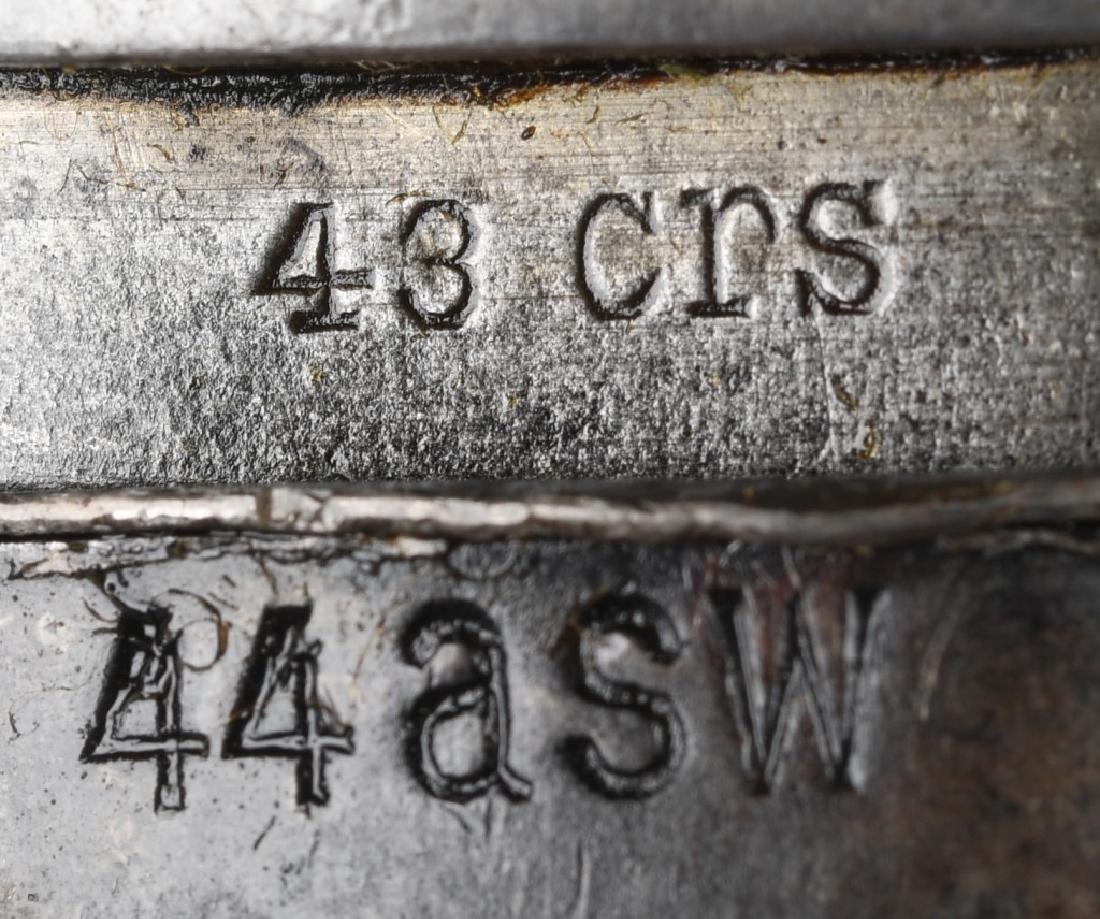 WWII GERMAN K98 BAYONET & PAL KA-BAR KNIFE - 4