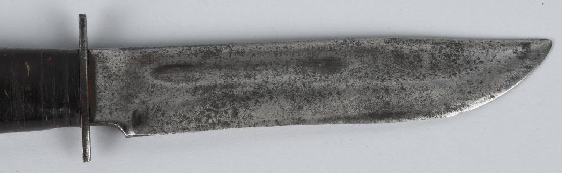 WWII GERMAN K98 BAYONET & PAL KA-BAR KNIFE - 6