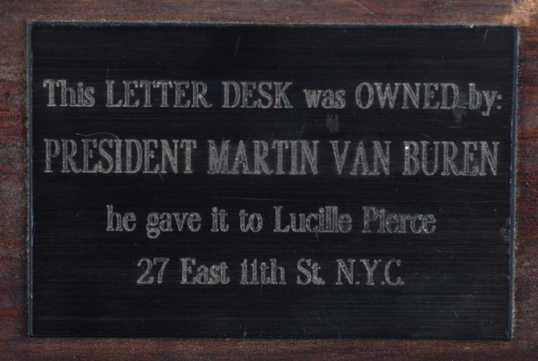 MARTIN VAN BUREN DESK - 3