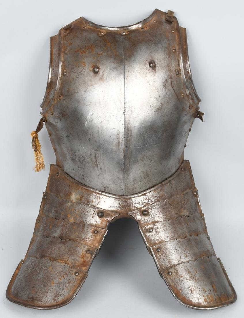 SUIT of ARMOR BREAST PLATE and MORE - 2