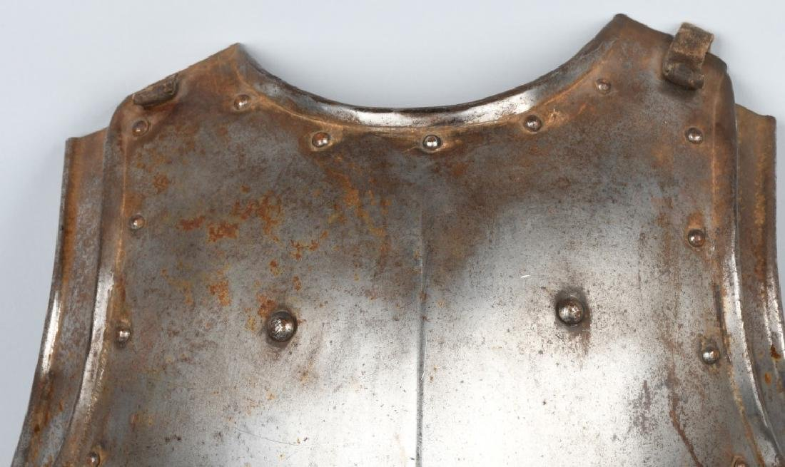 SUIT of ARMOR BREAST PLATE and MORE - 3