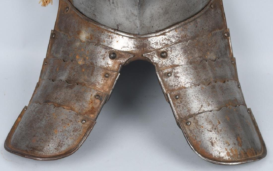 SUIT of ARMOR BREAST PLATE and MORE - 5