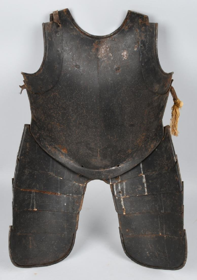SUIT of ARMOR BREAST PLATE and MORE - 9