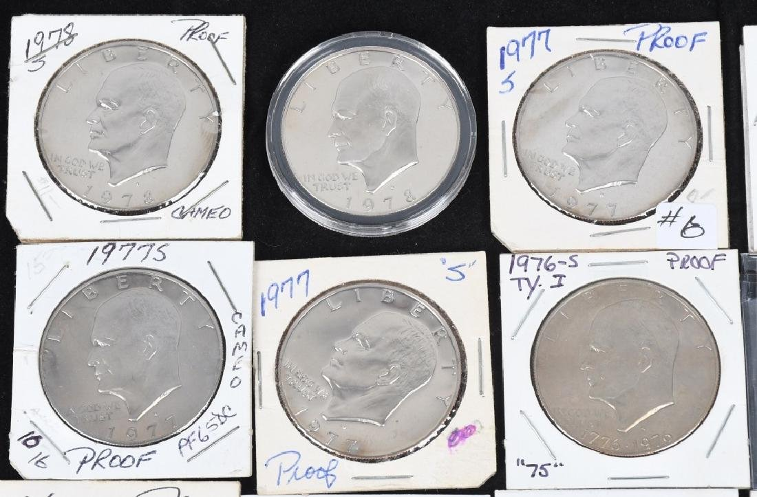 25- U.S. DOLLARS, IKE, SUSAN B. ANTHONY & MORE - 2