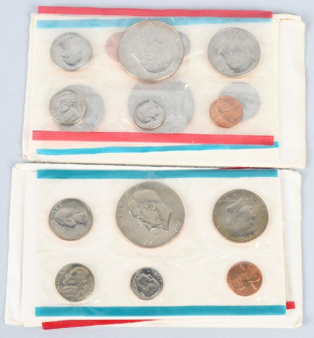 US PROOF & MINT COIN LOT, 1964-2008 - 3