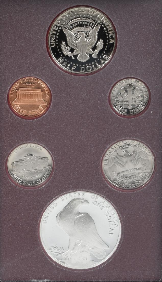 3-US MINT PRESTIGE SETS, 1983, 1984 & 1994 - 5