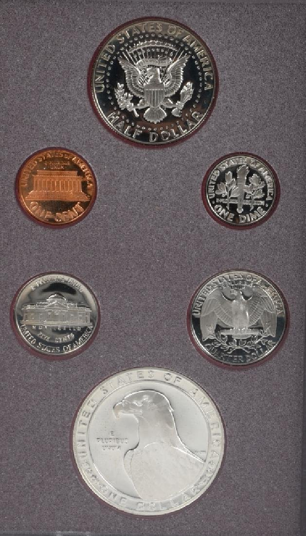 3-US MINT PRESTIGE SETS, 1983, 1984 & 1994 - 7