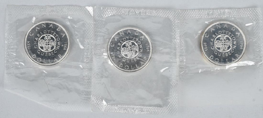 4- US SILVER COIN COLLECTOR SETS - 14