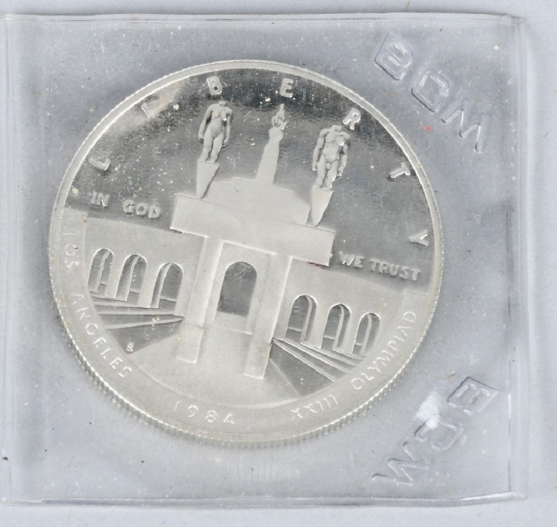 4- US SILVER COIN COLLECTOR SETS - 7