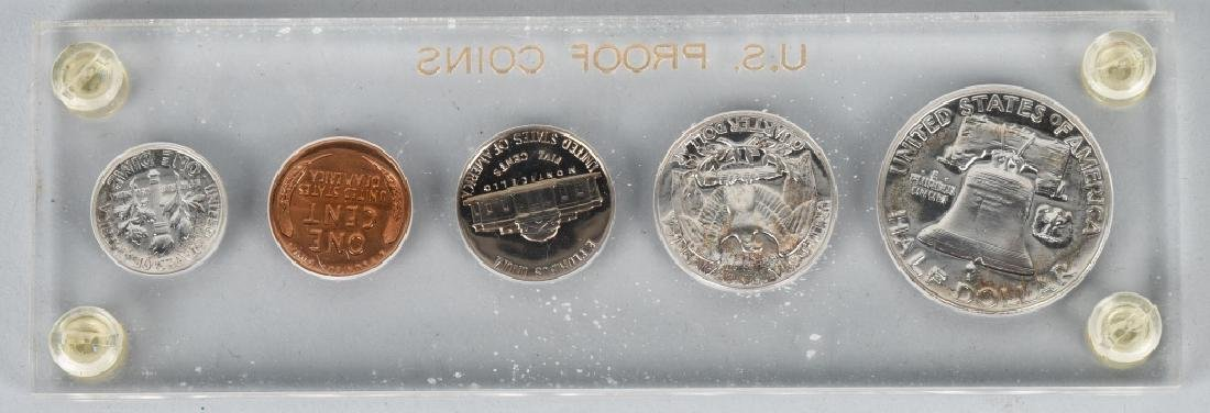 US SILVER COIN LOT incl. PCGS MS66 ++ PROOF - 3